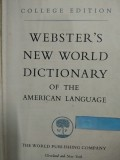Websters New World Directory of the American Language
